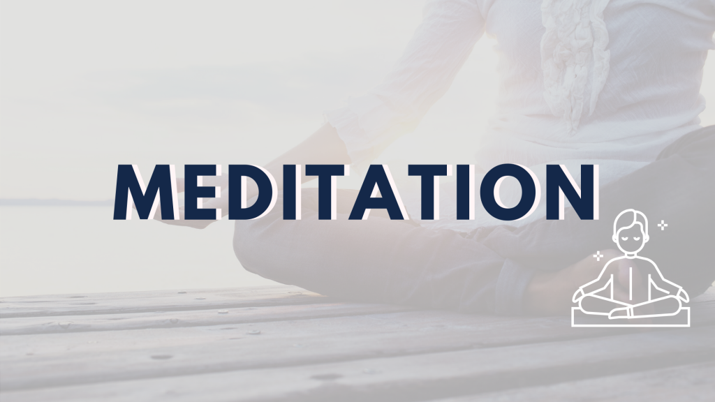 Meditation – how to get started