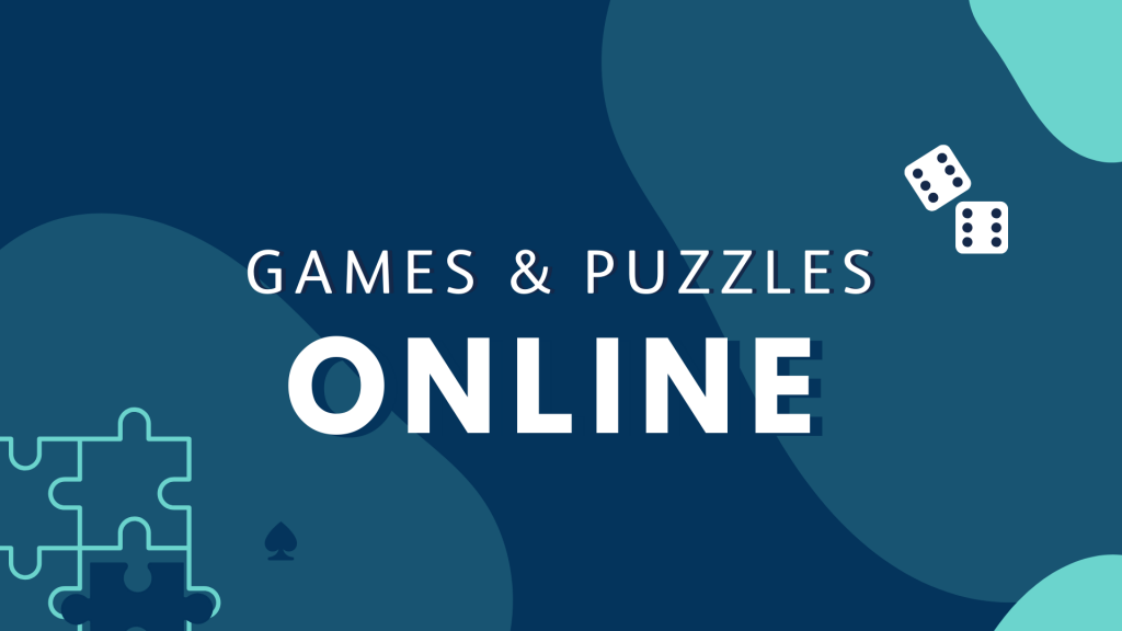 Free online games & puzzles you can play with your friends