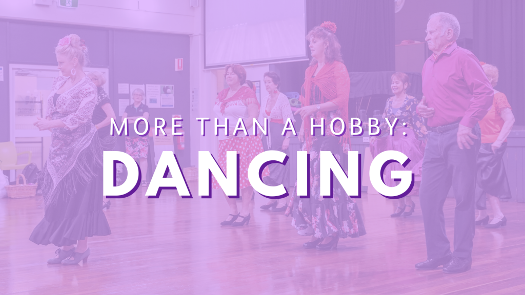 Dancing: More than a Hobby!