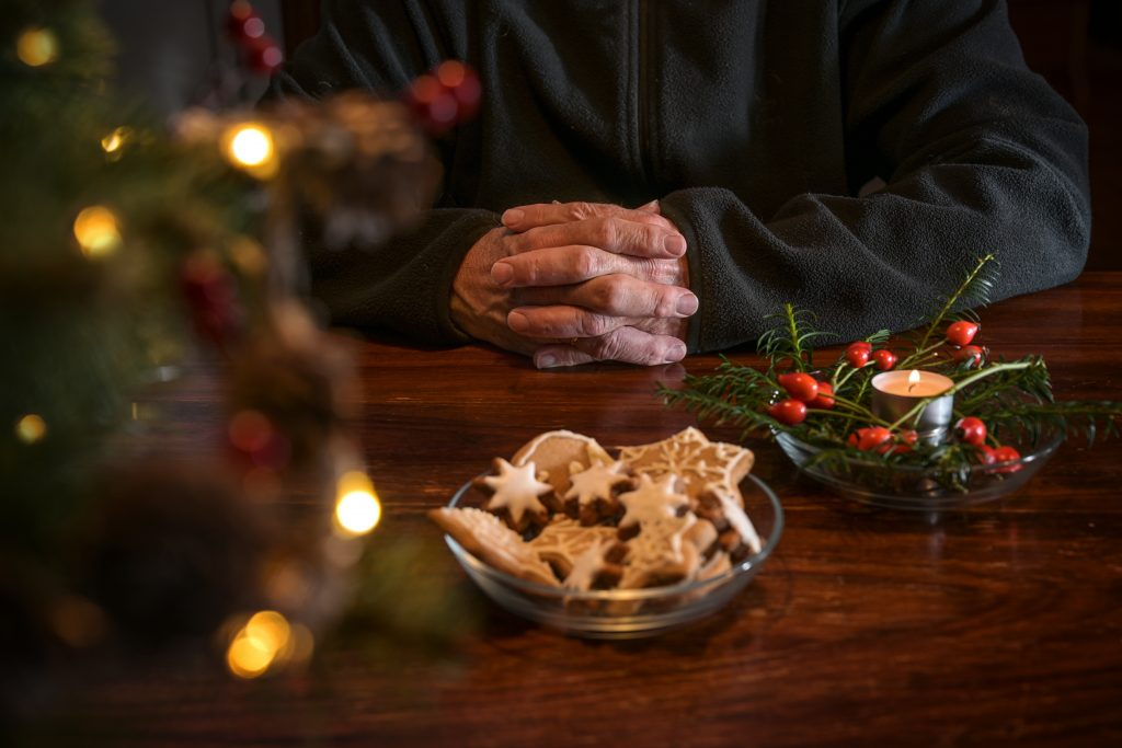 Loneliness and the Festive Season