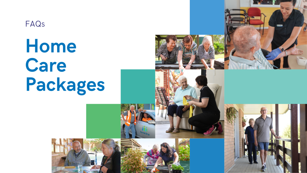 Home Care Package FAQs