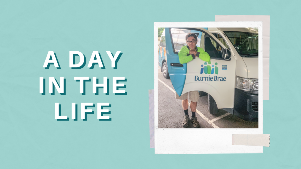A Day in The Life: Burnie Brae Transport Driver